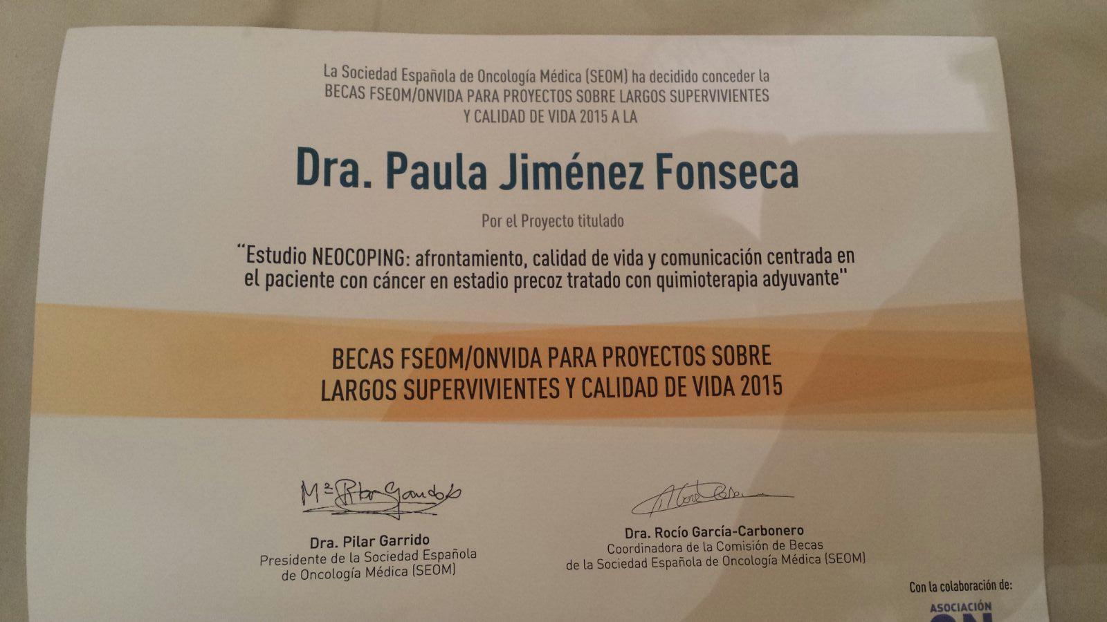 Diploma Paula